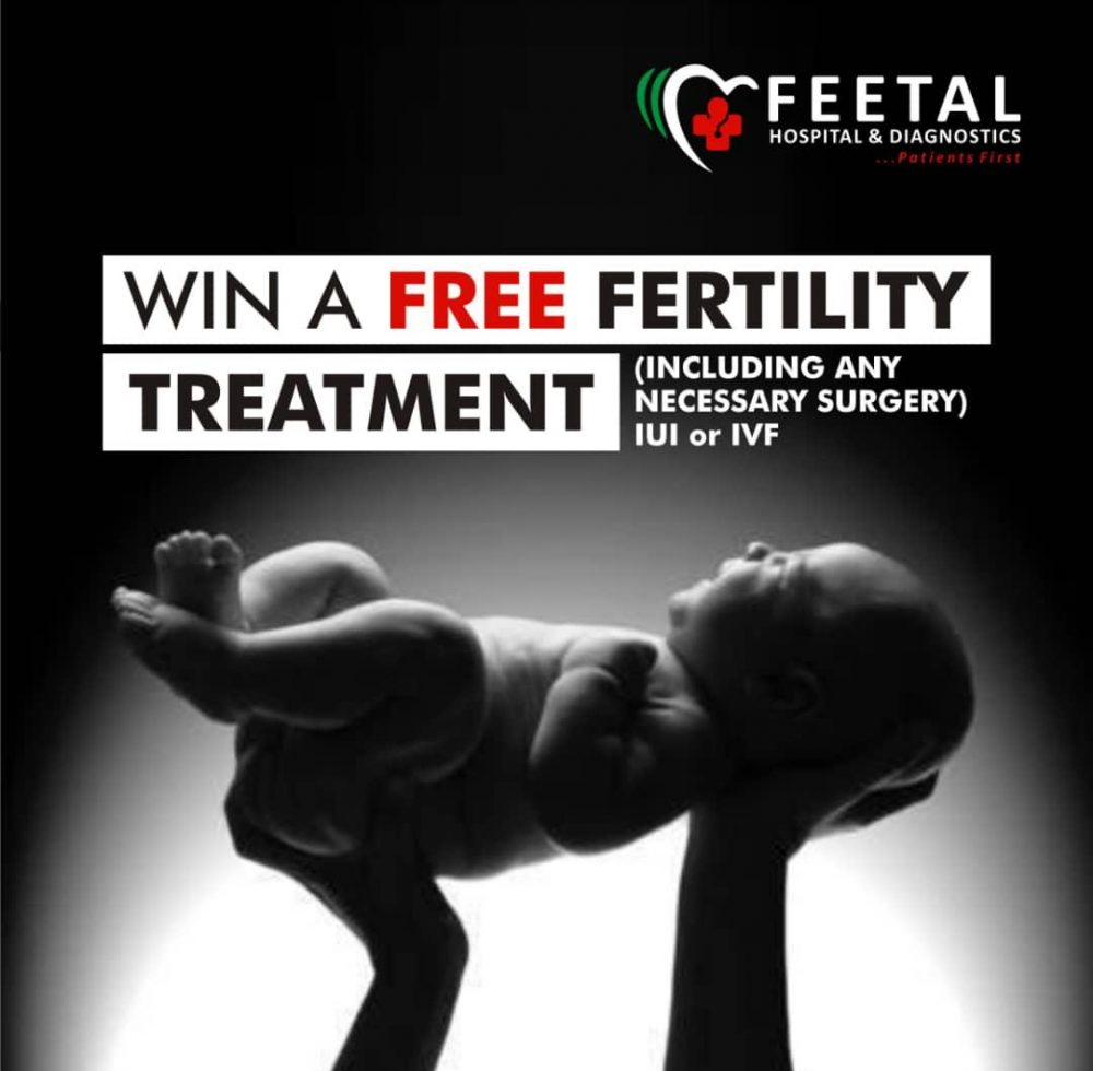 Win a Fertility Treatnent